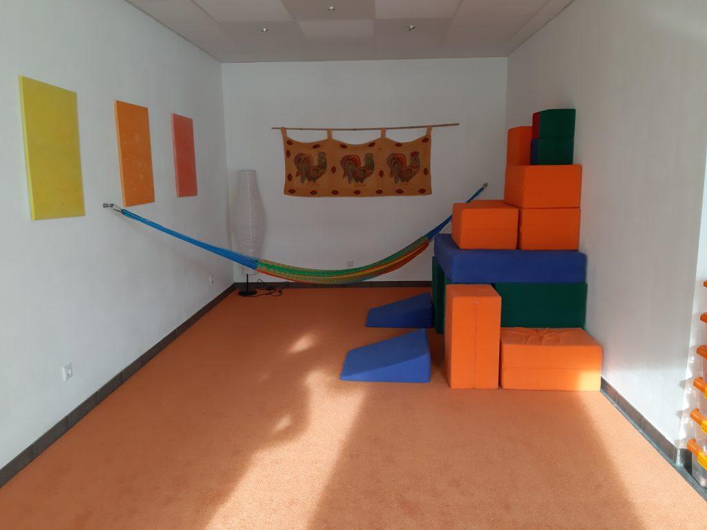 Heilpädagogische Praxis Daniela Hötzinger. Puchheim. Praxisräume, Einrichtung